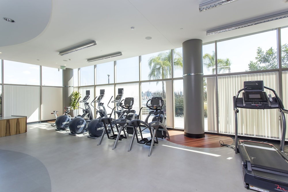 Fitness Studio, Capitol Hill Fully Furnished Apartments, Sleeps 5-6 Guests
