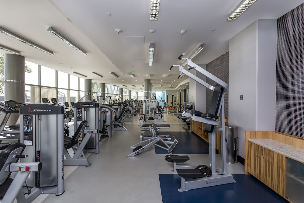 Fitness Facility, Capitol Hill Fully Furnished Apartments, Sleeps 5-6 Guests
