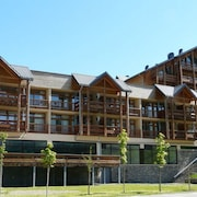The Apartment is Located in Residence Le Hameau de Valloire
