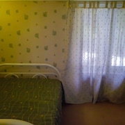 Apartment in Bolshoy Sochi With Terrace, Air Conditioning, Washing Machine