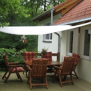 Wonderfully Peaceful Holiday Home With Swimming Pool in Hilly South Bohemia