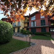 Nice Apartment in a Residence Just 100 Meters From the Small Lake of Comabbio