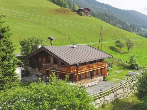Fantastic Farmhouse in the Middle of the Mountains