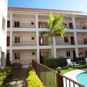 Apartment in Punta Cana With Internet, Pool, Air Conditioning, Parking
