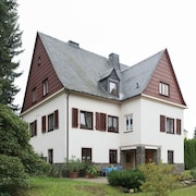 Holiday Homes for two People, With a Swimming Pool, in the Ore Mountains