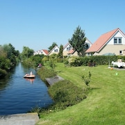 Beautiful Villa Near the Water With Jetty, in a Holiday Park With Many and Varied Facilities Such