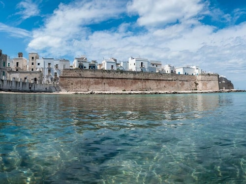 In the old Town of Monopoli, 200 Meters From the Sea. Pets Friendly