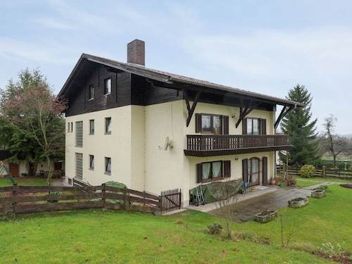 Beautiful, Spacious Apartment in Untergriesbach With Private Balcony