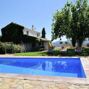 Typical Andalusian Cortijo Featuring Private Pool Close to Granada