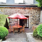 Small and Charming Link-detached Gîte on a Converted Farm With its own Terrace