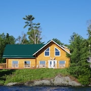 Eagle Lake Island Lodge All Inclusive, Boat access only