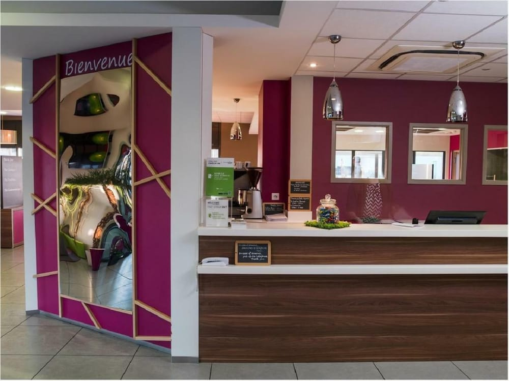 Reception, ibis Styles Castres