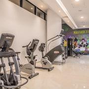 Studio de conditionnement physique
