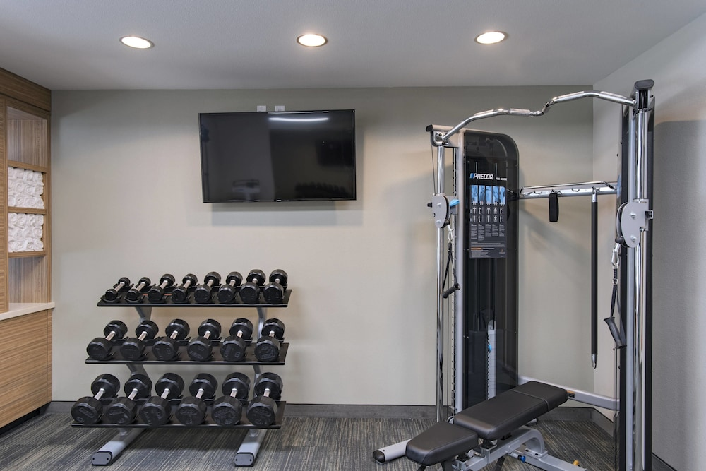 Fitness Facility, TownePlace Suites by Marriott Lakeland