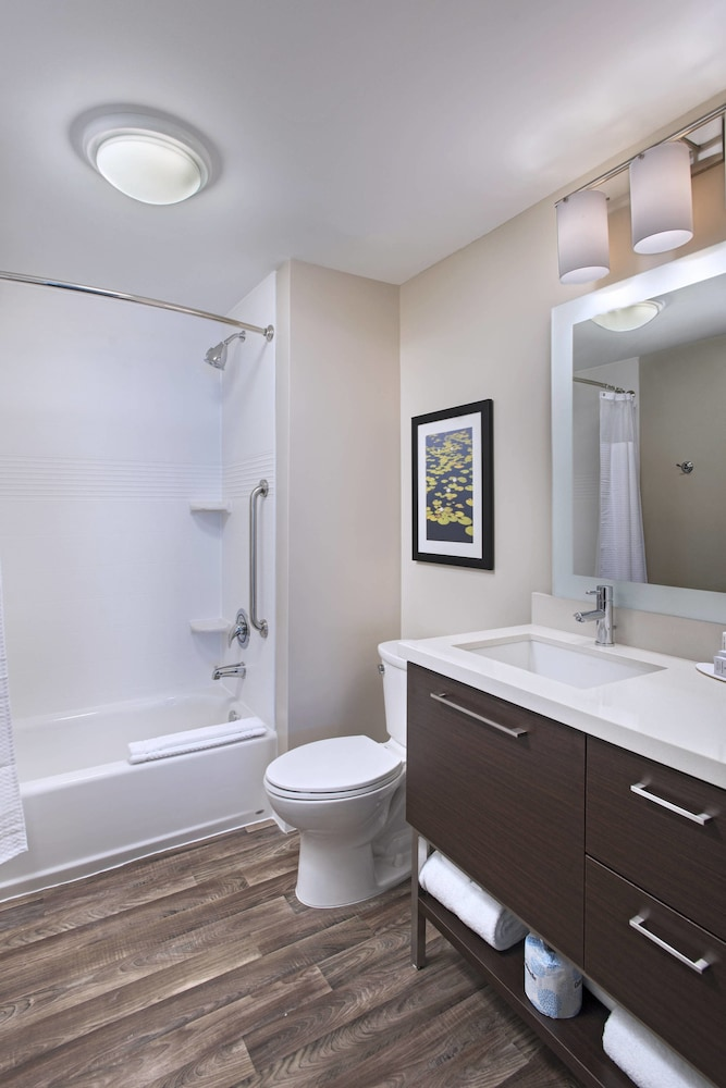Bathroom, TownePlace Suites by Marriott Lakeland