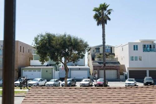 Bungalow Suite Steps To Beach Huntington Beach Usa