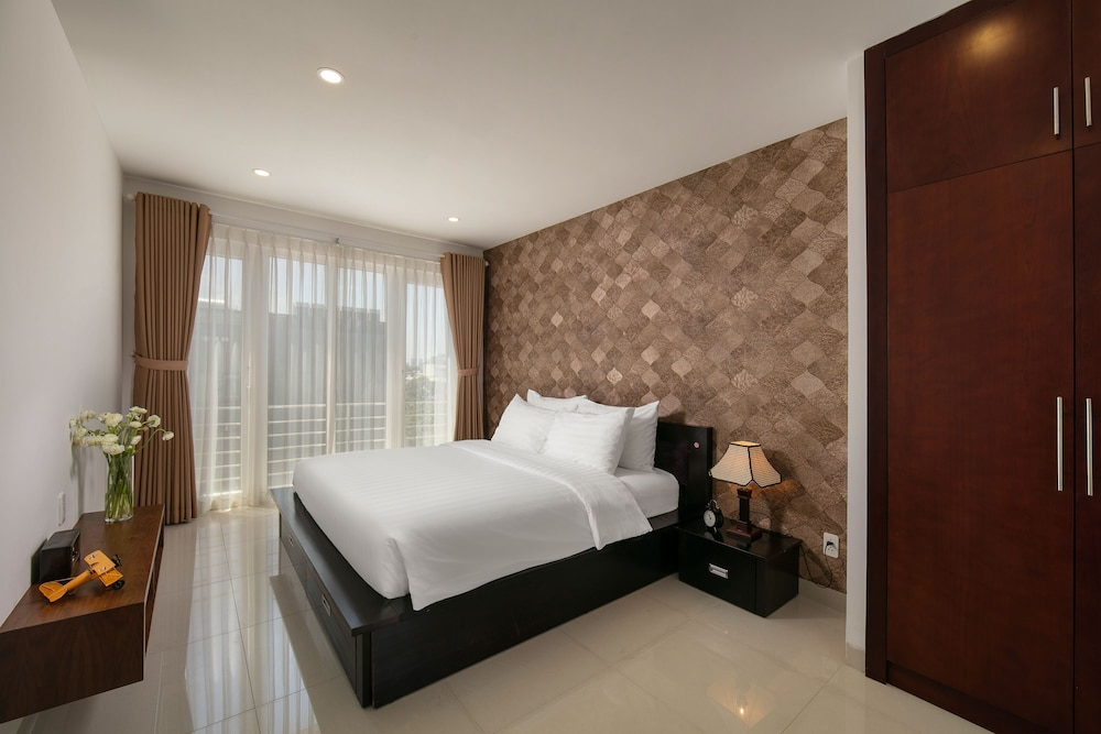 Room, Poonsa Serviced Apartment