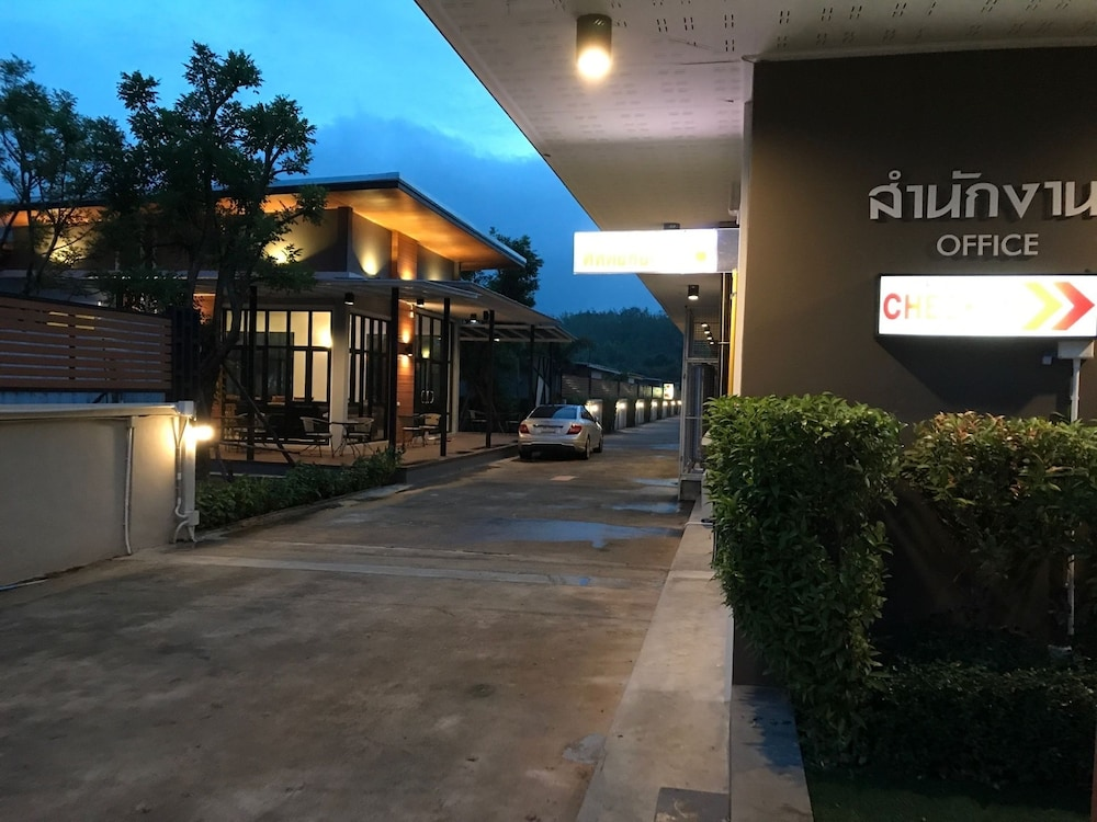 Property Entrance, Seree Grand Resort