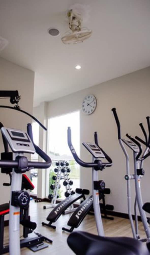 Fitness Facility, Seree Grand Resort