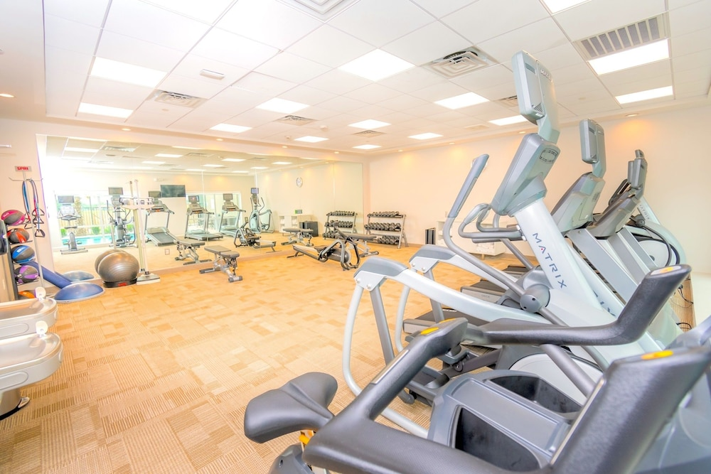 Fitness Facility, Holiday Inn Express & Suites Houston IAH - Beltway 8