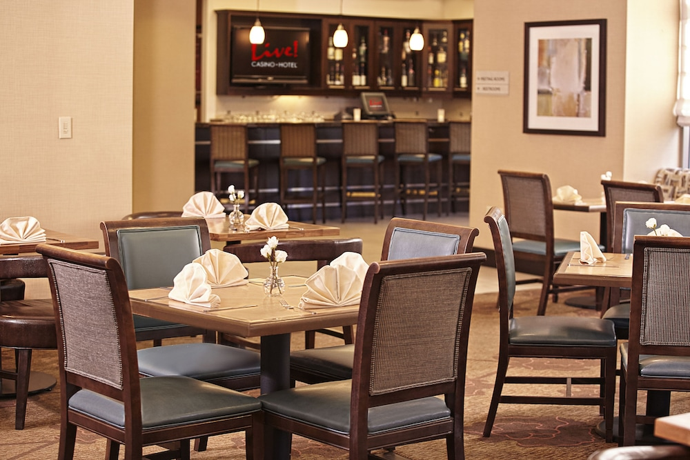 Restaurant, Live! Lofts - Hotel & Suites - Baltimore Washington Airport - BWI