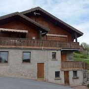 Linked Chalet,ski Slopes,hiking Area,2km From La Bresse