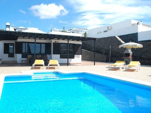 Detached Villa With a Private Swimming Pool in Puerto del Carmen on Lanzarote