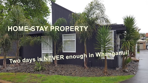 A bit of New York in Whanganui HOME STAY