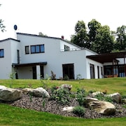 Luxury Villa With Indoor Pool and Sauna Golf Resort, Near Austria