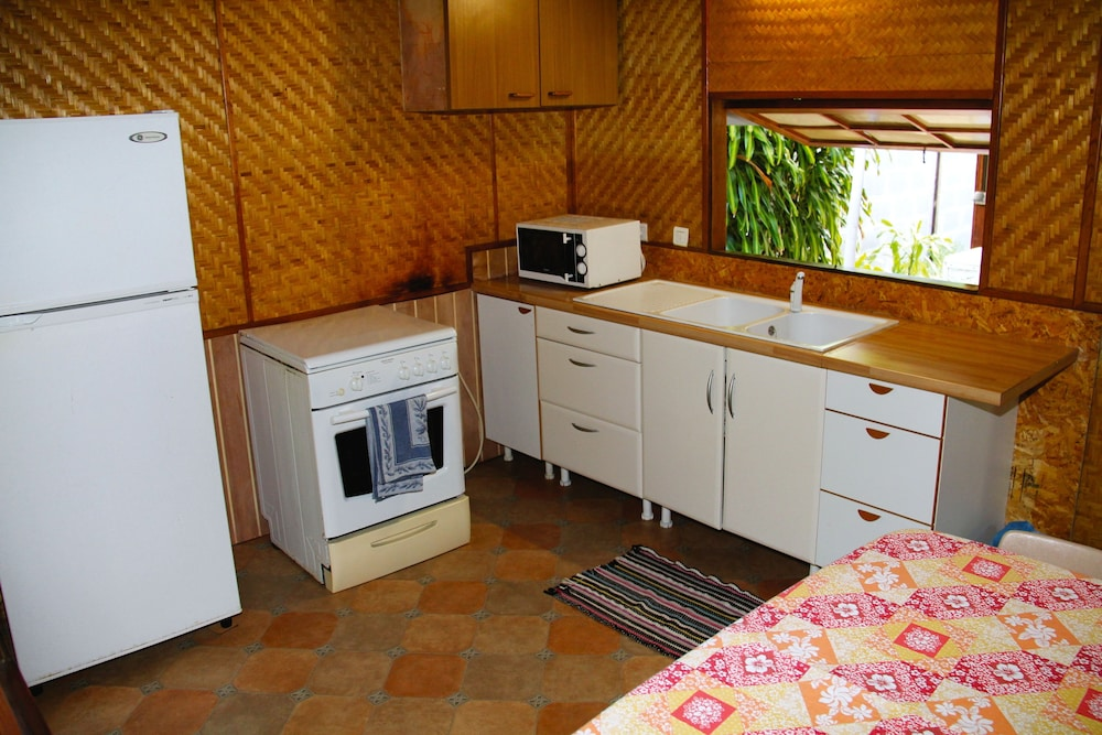 Private Kitchen, Fare Aute