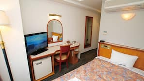 In-room safe, free WiFi