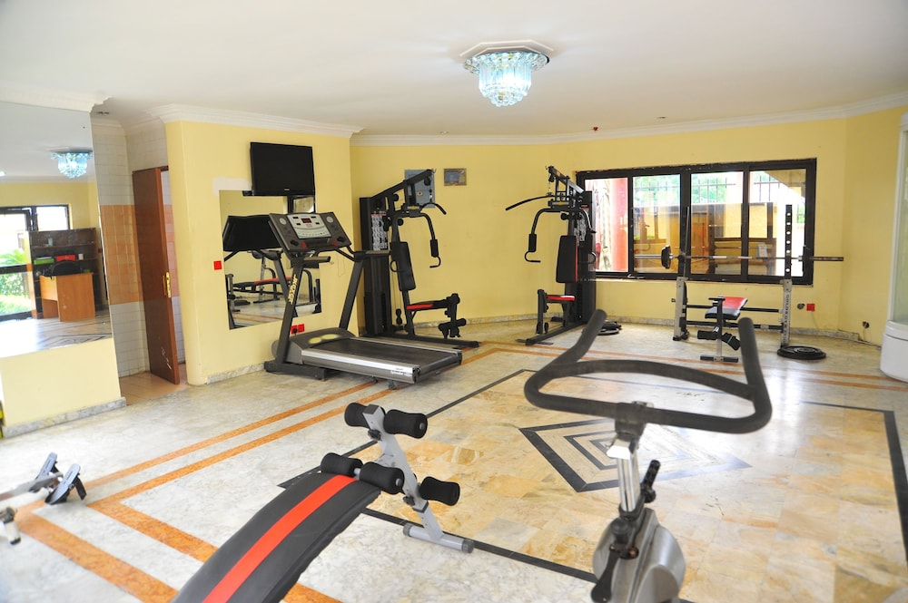 Gym, Peemos Place Warri