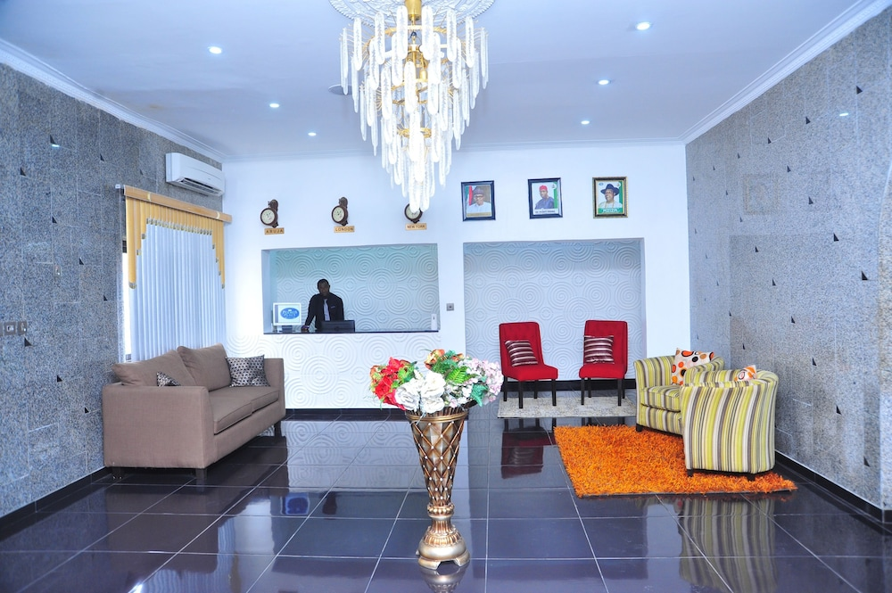 Reception Hall, Peemos Place Warri