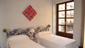 1 sovrum, strykjärn/strykbräda, gratis wi-fi och sängkläder