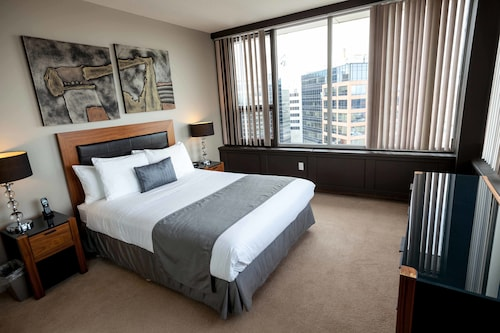 Check Expedia for Availability of Obasa Suites Regina