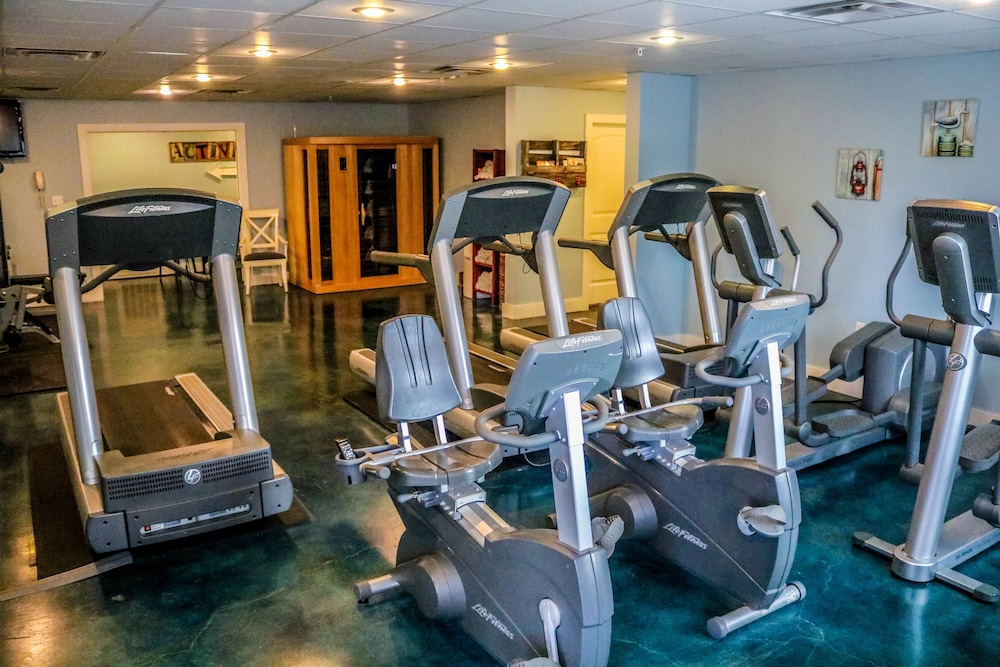 Fitness Facility, Stormy Point Village Lakeside