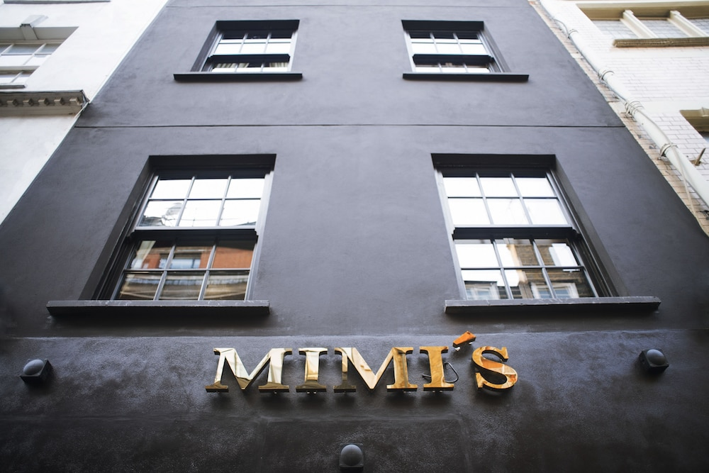 Front of Property, Mimi's Hotel Soho