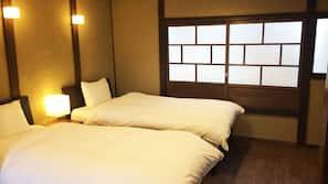 1 개의 침실, 객실 내 금고, 무료 WiFi