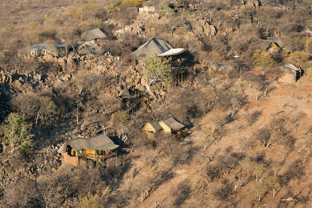 Aerial View, Ongava Lodge