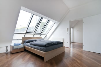 Penthouse apartment at Passauer Platz