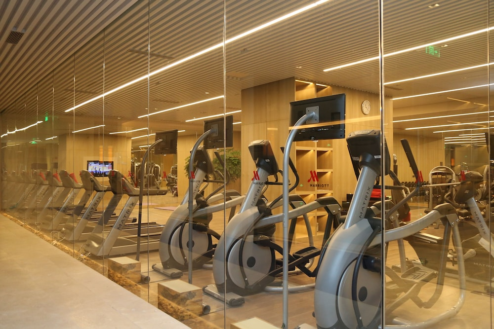 Fitness Facility, Chengdu Marriott Hotel Financial Centre