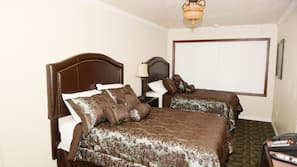Premium bedding, rollaway beds, free WiFi, wheelchair access