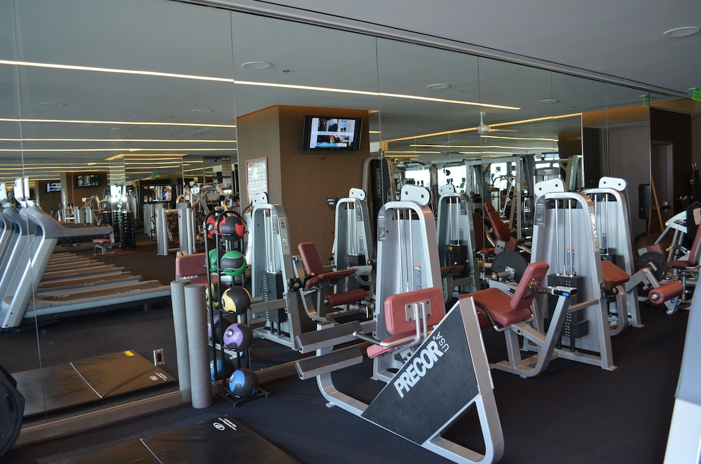 Gym, StripViewSuites at Palms Place