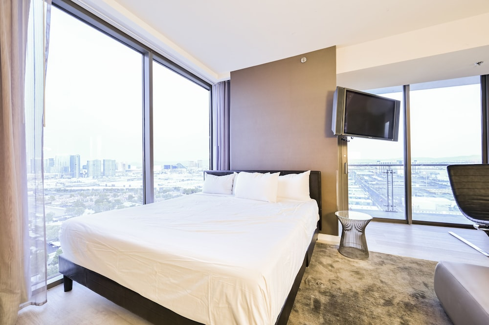 Extra Beds, StripViewSuites at Palms Place
