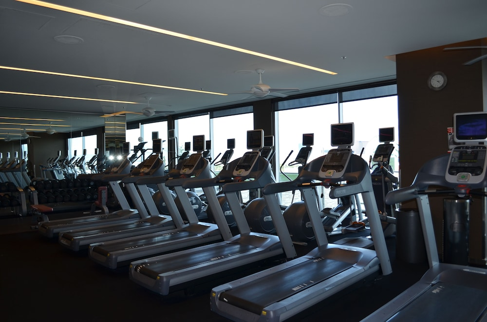 Fitness Facility, StripViewSuites at Palms Place