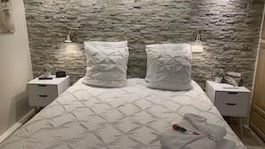 Biancheria da letto di alta qualità, Wi-Fi gratuito, lenzuola