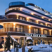 VAYA Sölden fine living resort