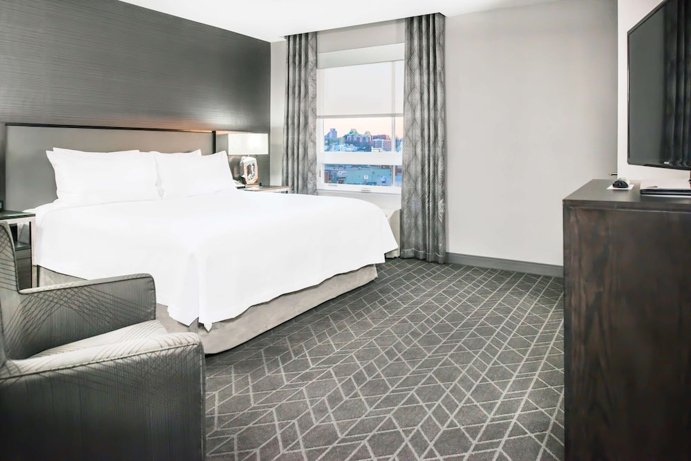 Room, Homewood Suites by Hilton Boston Logan Airport Chelsea