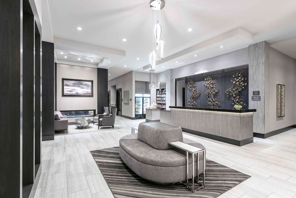 Reception, Homewood Suites by Hilton Boston Logan Airport Chelsea