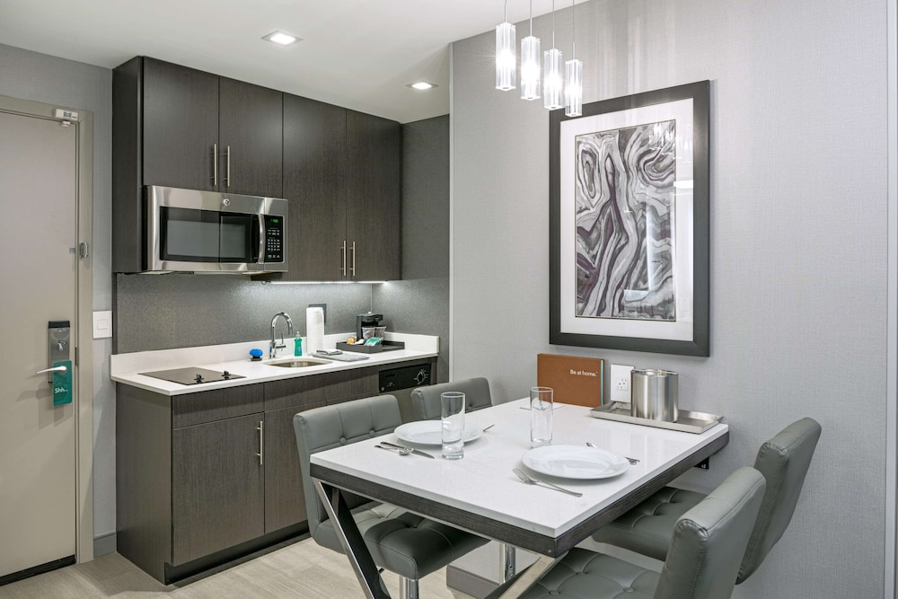 Room Amenity, Homewood Suites by Hilton Boston Logan Airport Chelsea
